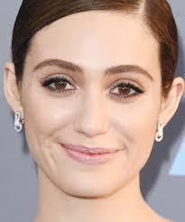 emmy rossum 2016 critics choice awards eye makeup makeup artist jo baker