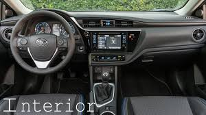 2018 toyota interior. perfect 2018 2018 toyota corolla interior  one step below camry in toyota interior n