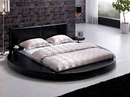 ... Charming Modern Bedroom Decoration Using Various Ikea Circle Bed Frames  : Attractive Picture Of Bedroom Design ...