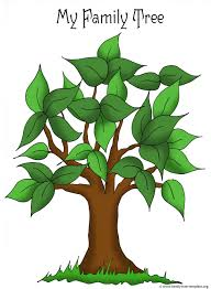 Making A Family Tree For Free Family Tree Templates Genealogy Clipart For Your Ancestry Map