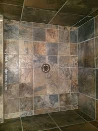 master bathroom shower tile. Master Bath - Shower Tile Floor Big Bathroom