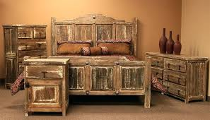 Rustic White Bedroom Set Distressed Bedroom Furniture Lovely ...