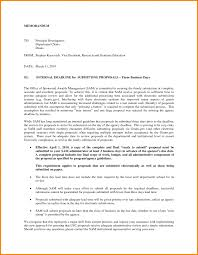 Sample Cover Letter For Grant Proposal Sweet Research Format