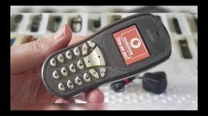 Sendo S330 Na Vodafone! - YouTube