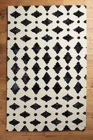 popular moroccan tile rug throughout anthropologie designs 0