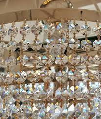 spiral long drop crystal chandelier h 1200mm