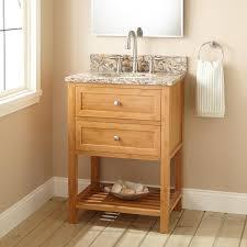 Narrow Depth Base Cabinets Bathroom Narrow Depth Wood Bathroom Vanity For Undermount Sink