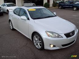 lexus is 250 2007 white. Fine White 2007 IS 250  Starfire White Pearl  Sterling Photo 1 Intended Lexus Is E