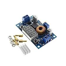 eHUB <b>XL4015 5A</b> Digital <b>DC</b>-<b>DC</b> Step Down Converter Module ...