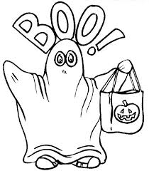 Small Picture Spooky Colouring Pages Halloween Coloringgif Coloring Pages