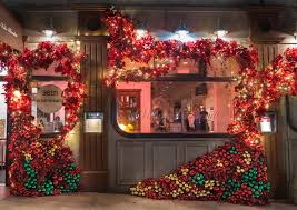 the most festive christmas pop up bars