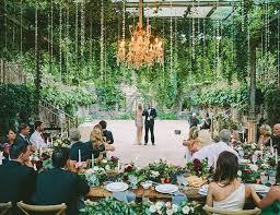 bride groom wedding speach at garden reception enchanted maui wedding at haiku mill inspired by this