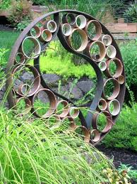 full image for s metal yard art ideas recycled metal garden ornaments uk best 25 garden