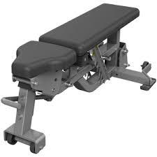 hammer strength hd elite dual adjule bench dock