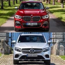 2018 bmw x4. 2018 bmw x4 mercedes benz glc coupe comparison 2 830x830 bmw