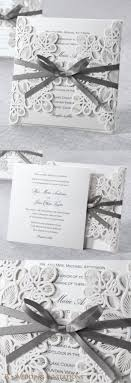 176 best wedding invitations images on pinterest invitations Michael Kors Wedding Invitations elegant laser cut wrap by b wedding invitations bweddinginvitations wedding invitations lasercut Walmart Wedding Invitations