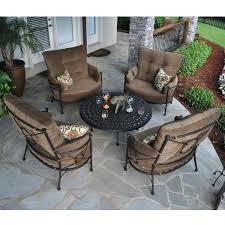 how to paint wrought iron furniture best painted patio furniture ideas