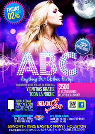 abc party flyer template by louistwelve design on abc party flyer template by louistwelve design