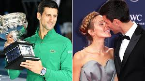 Everyone needs a good overall clean laugh. Novak Djokovic Wife Jelena Lifts Lid On Ugly Side Of Tennis Fame