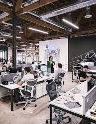 cool office desk cool office spaces office open office reno dream office office desks archico studio studio 2017 working offices awesome open office plan coordinated