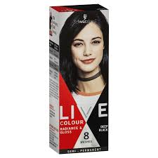 Buy Schwarzkopf Live Colour Black Online At Chemist Warehouse
