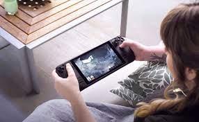 Steam Deck: Die Nintendo Switch-Alternative von Valve bietet die Power  einer PlayStation 4 für 419 Euro - Notebookcheck.com News