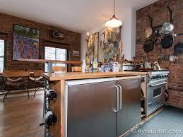 Kitchen Alcove New York Apartment Alcove Studio Loft Apartment Rental In