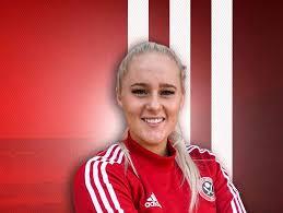 Ali Johnson joins Sheffield United Women - SheKicks