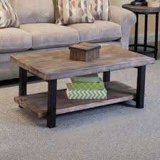 Reclaimed Wood Coffee Tables Youu0027ll Love | Wayfair
