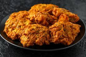 Onion Bhaji –