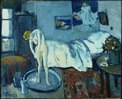 picasso s blue room 1901 jpg