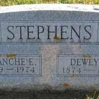 Dewey Dewitt Stephens (1874-1951) • FamilySearch