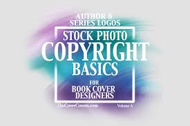 How To Copyright Graphic Design Author Series Logos Basic Copyright For Book Cover