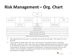 Risk Management Org Chart An Overview Of Risk Management Based On A Disclosure From An