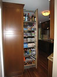 Roll Out Pantry Cabinet Tall Pull Out Pantry