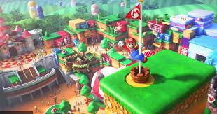 Is Universal Studios Building Nintendo Land? Super Mario World ...