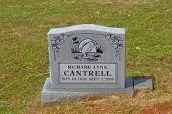 "Richard Lynn ""Ricky"" Cantrell (1950-2008) - Find A Grave Memorial"