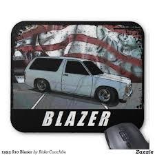 1993 S10 Blazer Mouse Pad   Chevrolet   Pinterest   Mice, Blazers ...