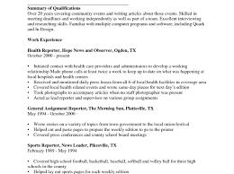Help Writing A Resume Free Resume Template