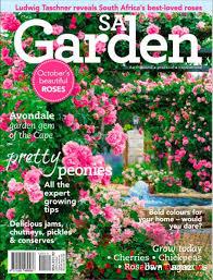 garden magazines. Delighful Magazines SA Garden Magazine October 2012 For Magazines O