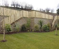 timbalok timber crib retaining wall