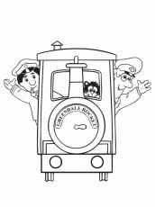 Small Picture Postman Pat Coloring Pages Best Coloring Pages Free Coloring