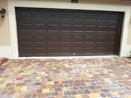 Garage Door amarr garage door reviews photographs : Dark Brown Garage Doors - Pilotproject.org