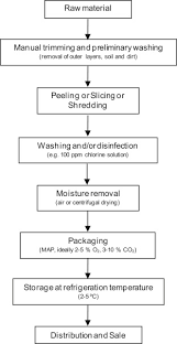 Application Of Modified Atmosphere Packaging As A Safety