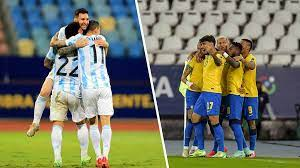Maybe you would like to learn more about one of these? Copa America Finale Argentinien Gegen Brasilien Live Im Tv Und Livestream Sehen Sportbuzzer De