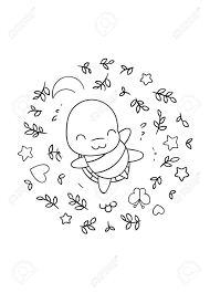 Print kawaii coloring pages for free and color our kawaii coloring! Coloring Pages Black And White Cute Kawaii Hand Drawn Turtle Royalty Free Cliparts Vectors And Stock Illustration Image 146302563