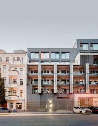 zanderroth . Pasteurstrasse New development . Berlin (1)