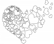 2:53 art tube 354 935 просмотров. Heart Coloring Pages To Print Heart Printable