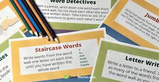 Activities Word 14 Fun Spelling Activity Ideas To Use In The Classroom Teach