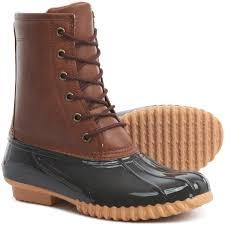 Sporto Alice Duck Boots Waterproof Insulated For Women